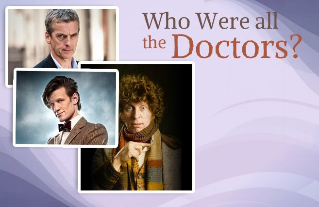 Who Were all the Doctors? http://mentalitch.com/who-were-all-the-doctors/
