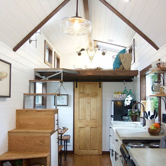 46 Best Tiny House Loft And Loft Stairs Images On Pinterest