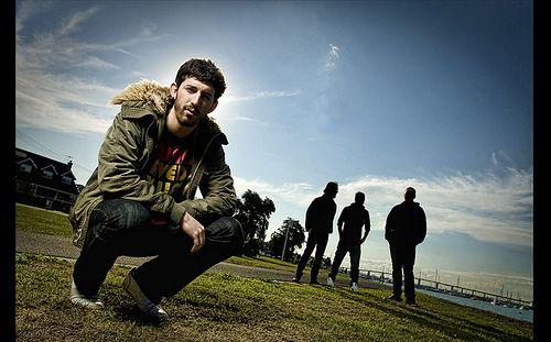Location portrait band photography by Chris Garbacz - CGI Studios, via Flickr