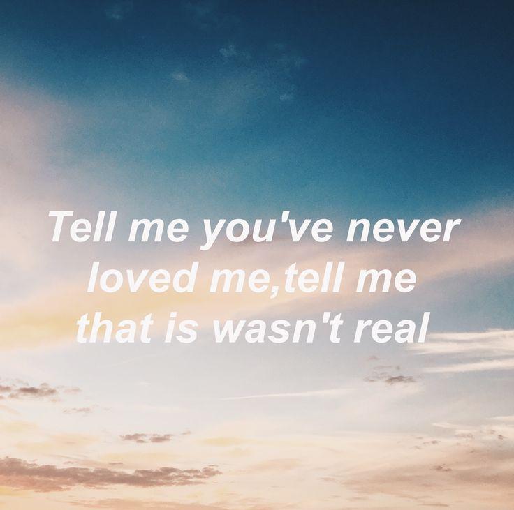 Break My Heart // Hey Violet // lyrics // music // love // celeb / pop // punk