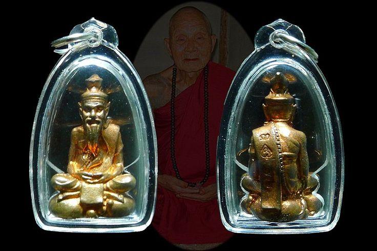 First Batch Lersi Roon Metta Baramee Kruba Oar Wat PhraThad Doi Jom Wai BE2558