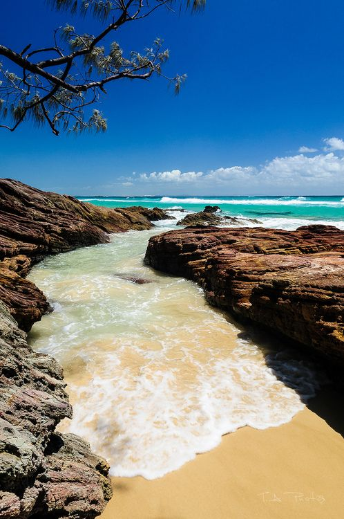 Point Lookout, Queensland, Australia