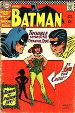 Poison Ivy (comics) - Wikipedia, the free encyclopedia
