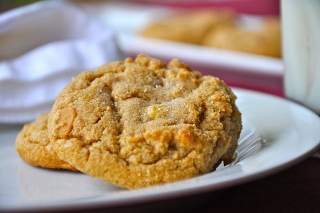 Peanut Butter Cookies Perfected; via Making Life Delicious.