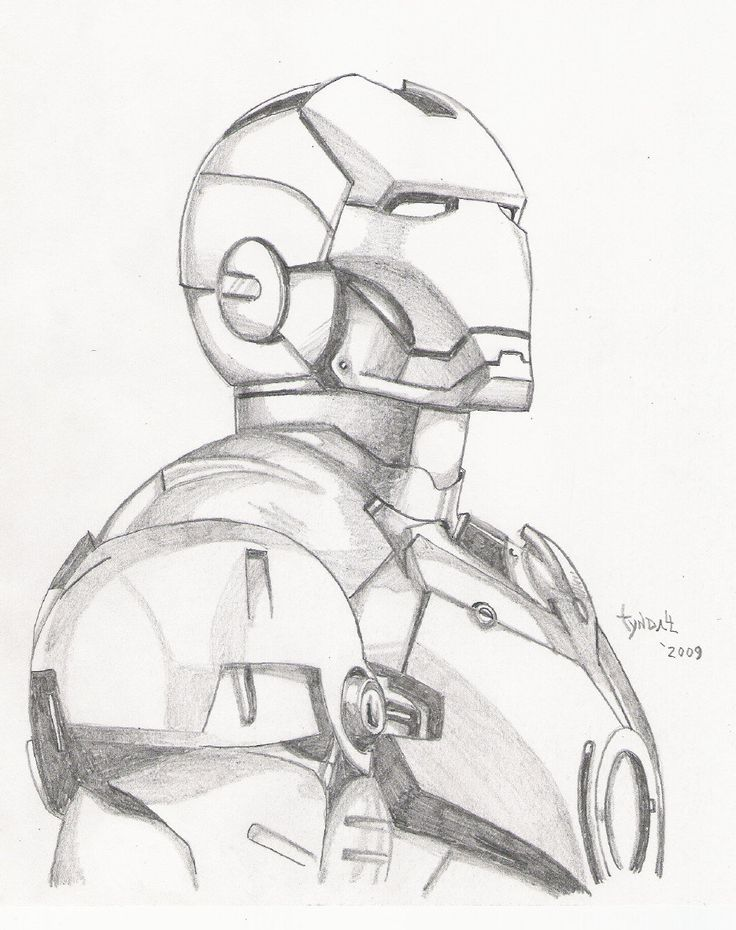 Here's a sketch i just finished of Iron Man, took me about an hour. He's actually a little harder to draw than i thought. Thnx for viewing all