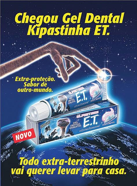 Learn to speak Portuguese  E.T. toothpaste (Portuguese)