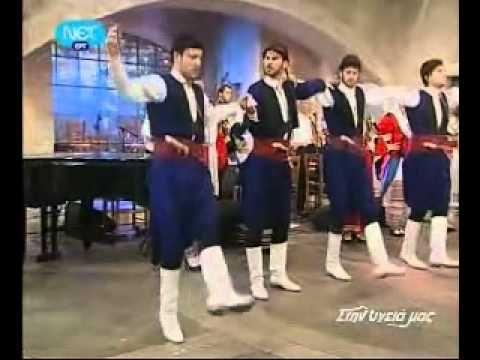 Kourites | Pentozalis | Cretan Dancing
