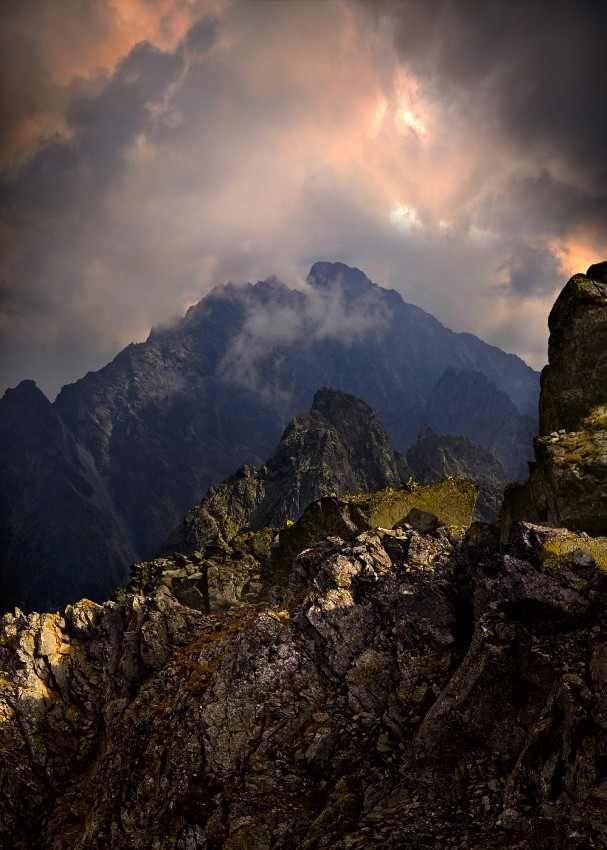 Tatry Mountain, Poland.