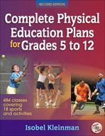 Complete Physical Education Plans for Grades 5-12
