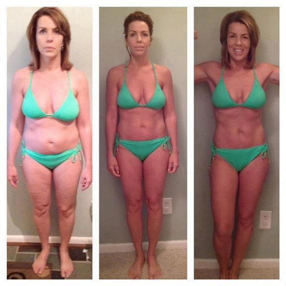 """Her doctor told her to """"detox"""" and that's exactly what she did! 30- day results with Incredible Nutritional Cleansing! Doesn't she look Amazing! IT WORKS!!! Healthy feels incredible!"""