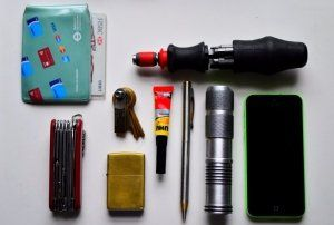 Everyday Carry - 17/M/London, Great Britain (UK)/Student - First EDC Post