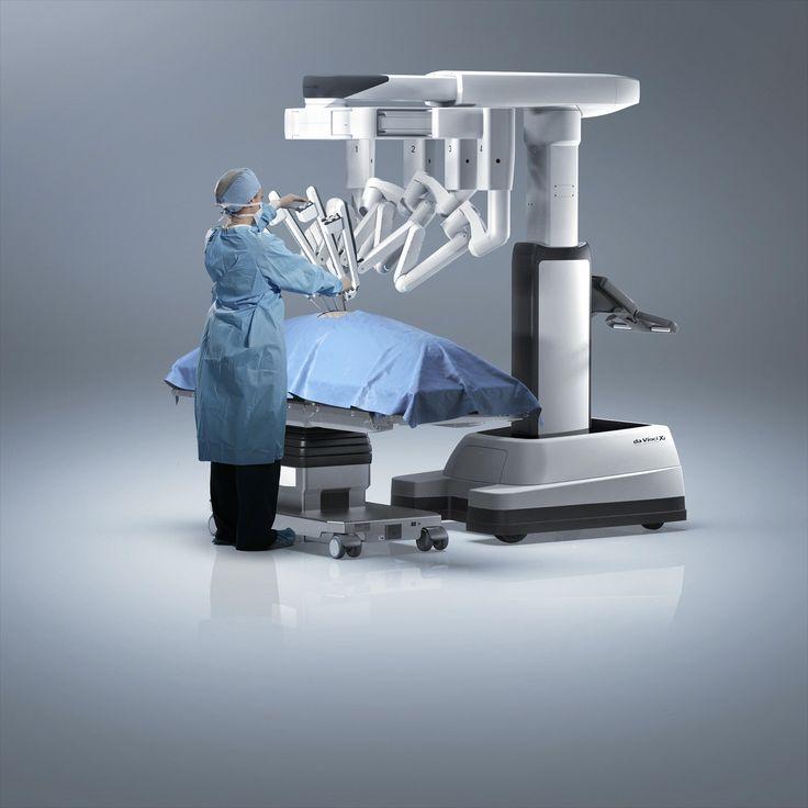 Santé : Intuitive Surgical est le leader de la robotique assistée en chirurgie avec son célèbre robot Da Vinci.