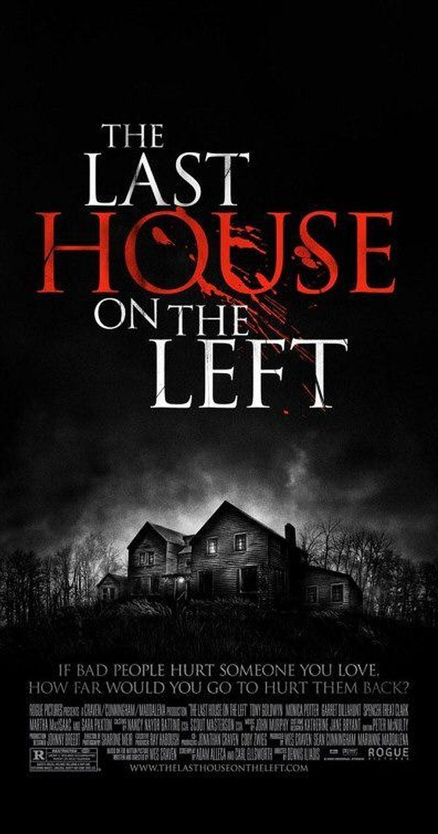 Directed by Dennis Iliadis.  With Garret Dillahunt, Monica Potter, Tony Goldwyn, Michael Bowen. After kidnapping and brutally assaulting two young women, a gang unknowingly finds refuge at a vacation home belonging to the parents of one of the victims: a mother and father who devise an increasingly gruesome series of revenge tactics.