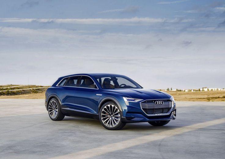 Audi ha aperto le prenotazioni per il suo primo veicolo elettrico di produzione: l'Audi e-tron Quattro.