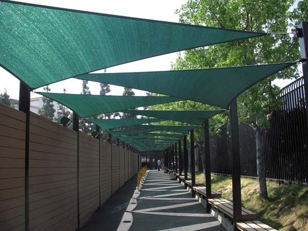 Canvas Awnings | Products: C&C Canvas, Commercial Awnings ...