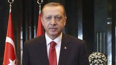 Muslims found Americas, says Erdogan - Turkey's president says Muslims discovered the Americas more than three centuries before Christopher Columbus - Erdogan offered little evidence to support his claim
