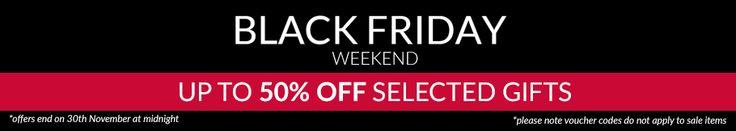 Debenhams Flowers Black Friday Weekend Offers