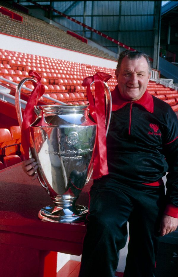 The Greatest Ever! #Paisley #LFC #3EuropeanCups