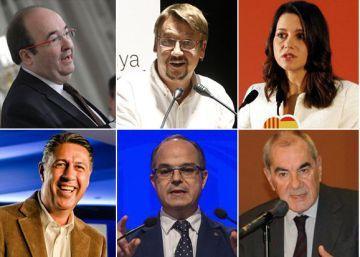 Directo 21-D: Debate de las elecciones catalanas en 'Hoy por hoy' de la Cadena Ser