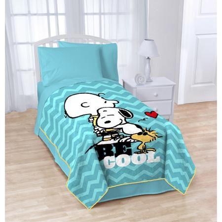 Peanuts Snoopy Blanket