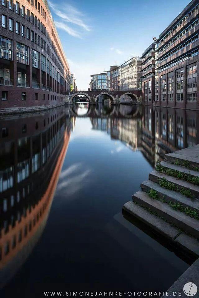 Hamburg, my love