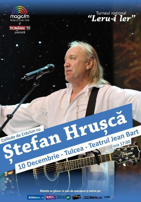 Joi, 10 Decembrie 2015, ora 17:00, Teatrul Jean Bart,Tulcea