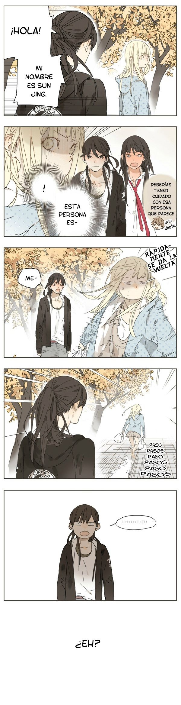 Tamen de Gushi (Their Stories) 14