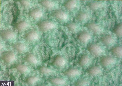Patrón #1207: Punto Abierto a Crochet | CTejidas [Crochet y Dos Agujas]