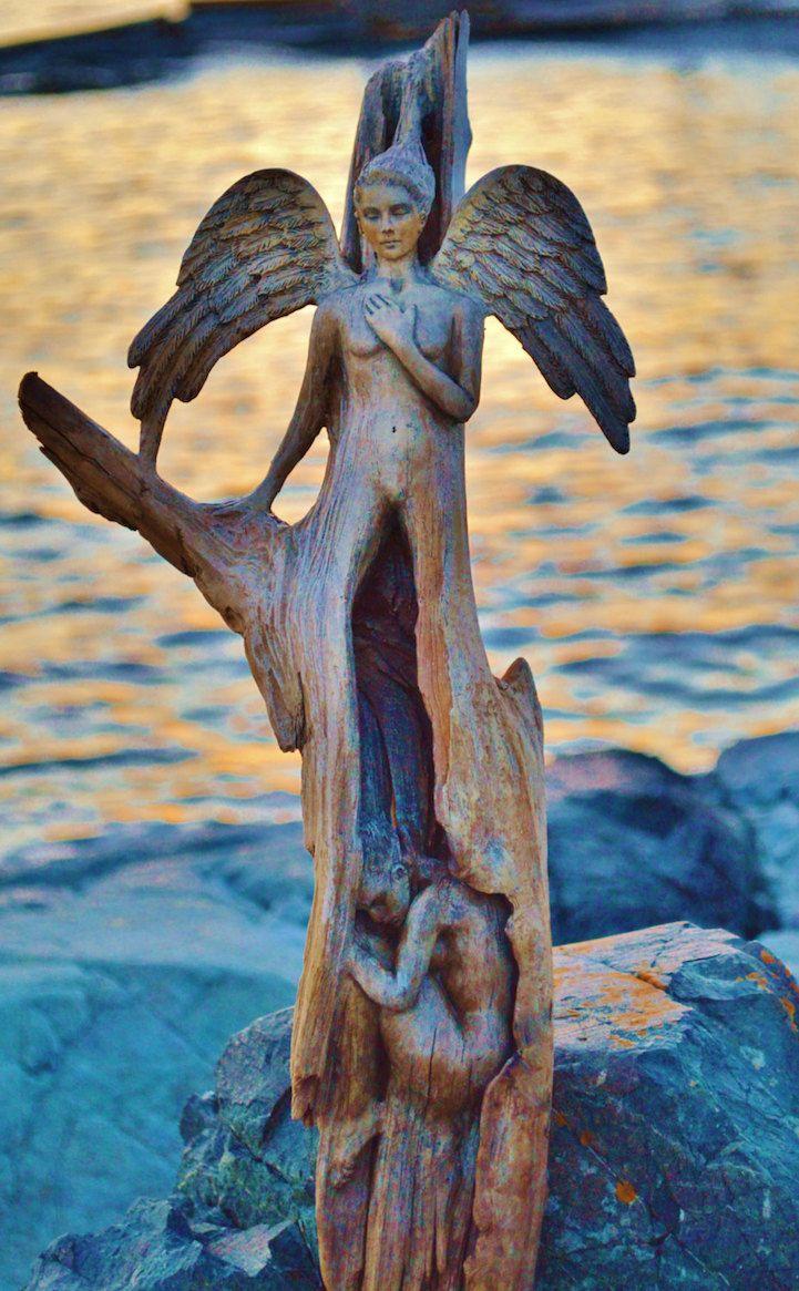 1705 best Angels images on Pinterest | Angel sculpture, Ceramic art ...
