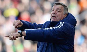 Sam Allardyce has the power to help England see the wood for the trees