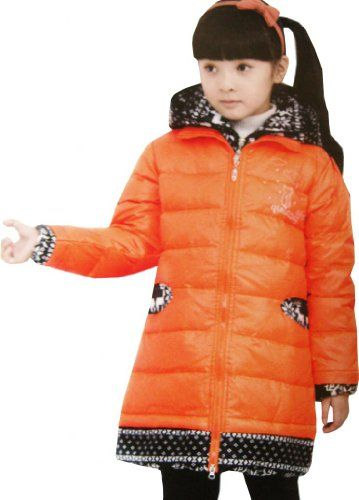 EC71 Girls Outerwear Down Coat Bubble Snow Hoodie Orange Size 7-8 Sunny Fashion,http://www.amazon.com/dp/B00FPEU6X2/ref=cm_sw_r_pi_dp_3xGwsb1QSRDZDBBW