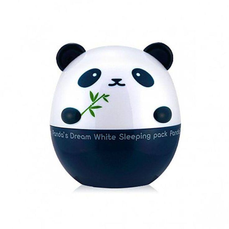 [TONYMOLY] Panda's Dream White Sleeping Pack Cream Skin Care/50g Cosmetics Korea #TONYMOLY