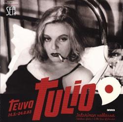 """Regina Linnanheimo """"Intohimon vallassa"""" (Teuvo Tulio 1947)"""