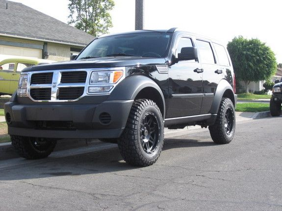 Pin By Fijian Carguy On Nitro Dodge Nitro Dodge Nitro