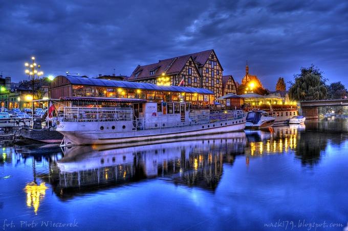 Bydgoszcz - coraz piękniejsza