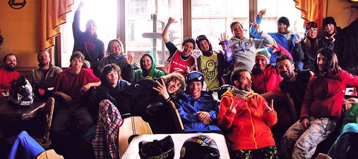 Treb freestyle snowboard Camp maestri atleti professionisti camps lezioni private per tutti i livelli negli snowpark di Livigno Chiesa Valmalenco Val Senales Gruppo Mottolino