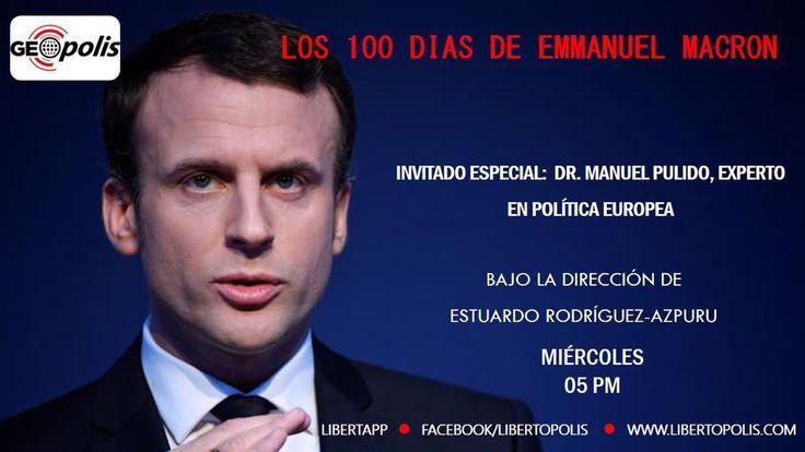 "Gus ERA. en Twitter: ""@Geopolisgt @manuelpm @UFMposgrado @Estuardito @libertopolis #Macron #Francia https://t.co/clJSfoDmYM"""