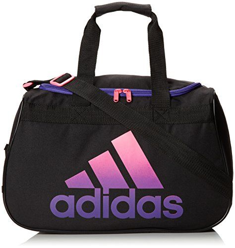 adidas Diablo Duffel Bag $24.94 #bestseller - Tap the pin if you love super heroes too! Cause guess what? you will LOVE these super hero fitness shirts!