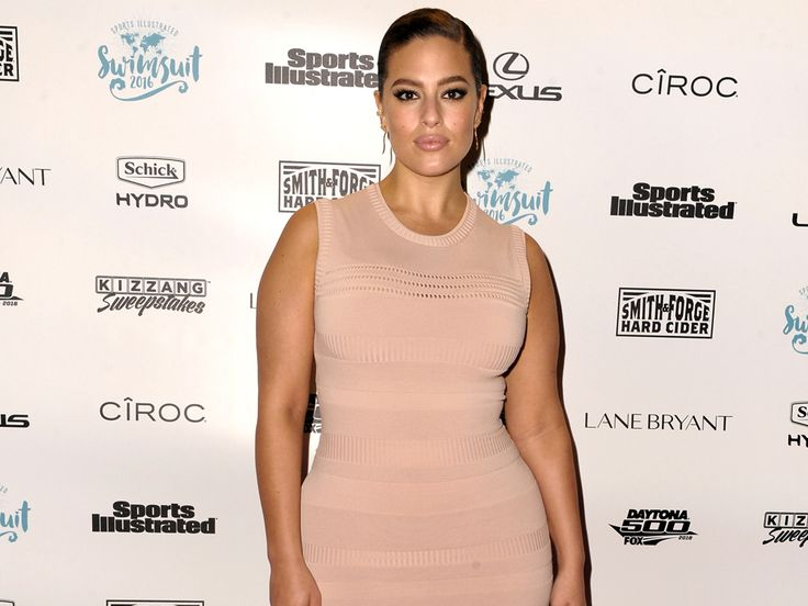 Sports Illustrated Swimsuit 2016 Issue Cover Girl Ashley Graham