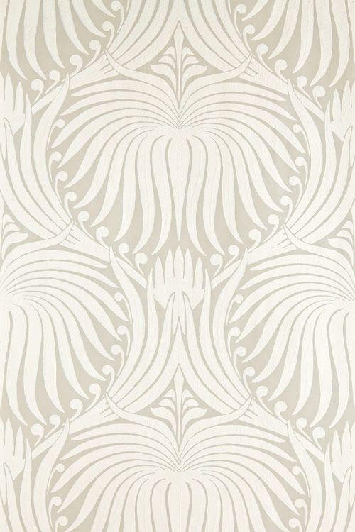 Lotus BP 2009 - Wallpaper Patterns - Farrow & Ball