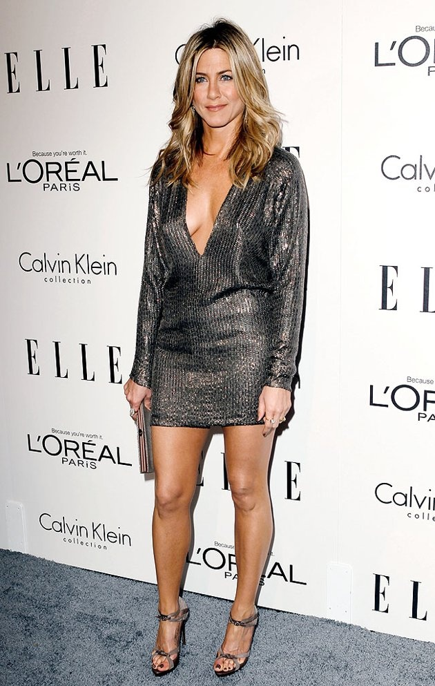 Jennifer Aniston looks awesome for her age!