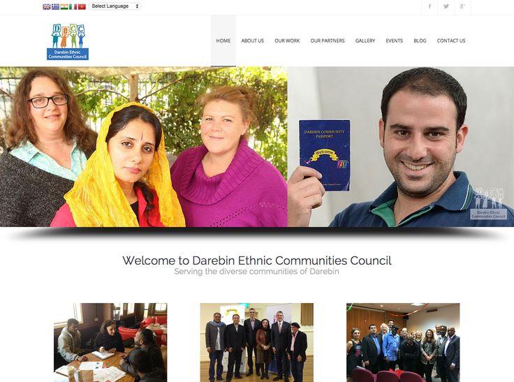 Darebin Ethnic Communities Council Website http://decc.org.au/