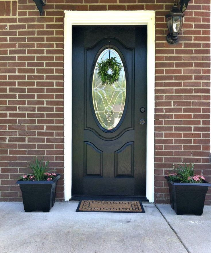 143 Best Painted Doors Images On Pinterest: 235 Best Images About Front Door Paint