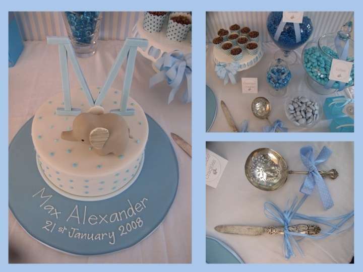 Details for the beautiful lolly buffet.