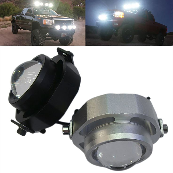 1PCS Super Bright Led Car Fog Lamp Waterproof 1000LM 10W CCC DRL Eagle Eye Light Daytime Running Reverse Backup Parking Fogligh * Clicking on the image will lead you to find similar product