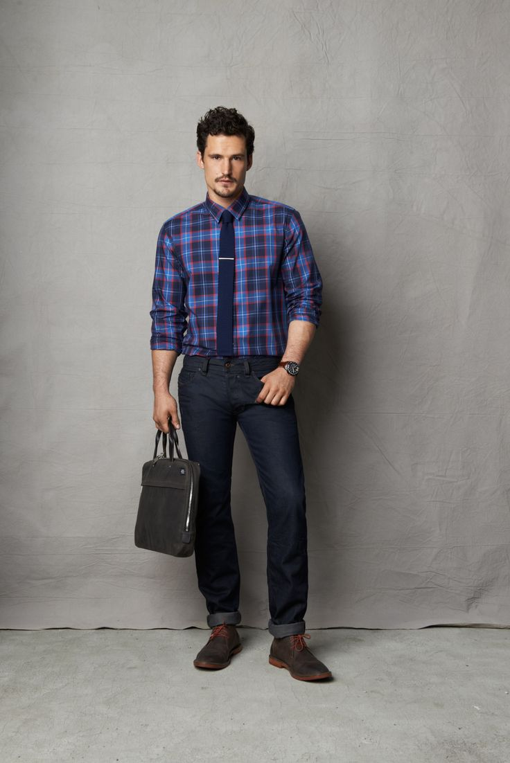Casual Friday Work Outfits For Men | Insured Fashion
