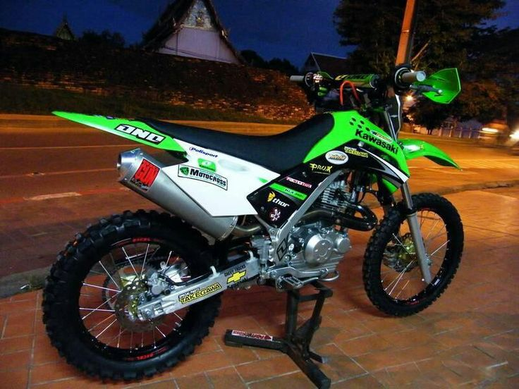 37 Best Images About Kawasaki KLX On Pinterest
