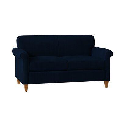 Wayfair Custom Upholstery™ Leland Loveseat   – Products
