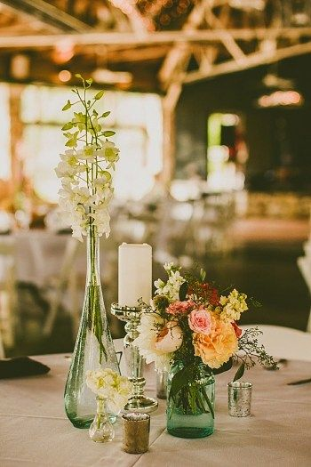 Asheville Mountain Wedding | Photography by Carolyn Scott See more: : http://mountainsidebride.com/2014/02/asheville-mountain-wedding-with-v...