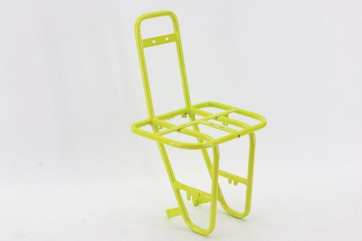 Standwell VR-Gepäckträger für Pegasus | Vorderrad-Gepäckträger | fahrradersatzteile | grün | www.fahrradgigant.de - Fahrräder und Fahrradzubehör günstig in Shop online kaufen